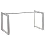 Stelaż skręcany do stołu i biurka EF-NY-131 biały 159,6x79,6 cm